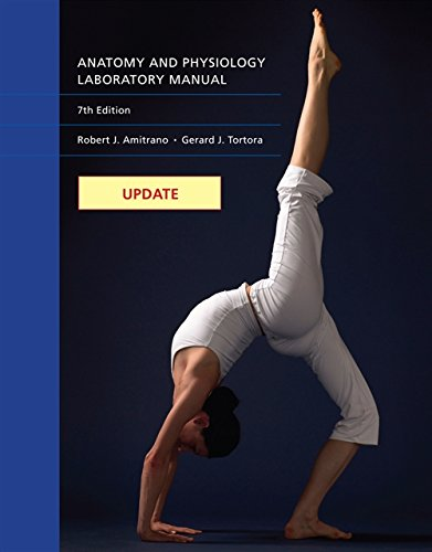 Anatomy & Physiology Laboratory Manual, 7th Updated