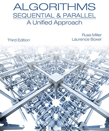 9781133366805: Algorithms Sequential & Parallel: A Unified Approach