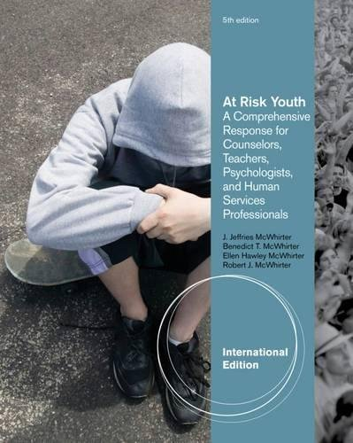 9781133371625: At Risk Youth, International Edition