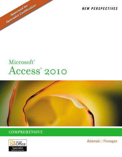 9781133393047: Bundle: New Perspectives on Microsoft Access 2010, Comprehensive + Video Companion