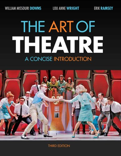 9781133394648: Bndl: The Art of Theatre: A Concise Introduction
