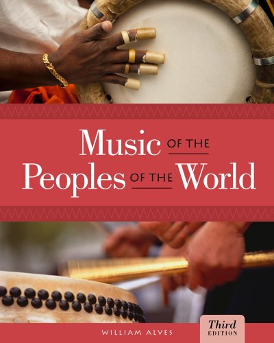 Bundle: Music of the Peoples of the: Alves, William