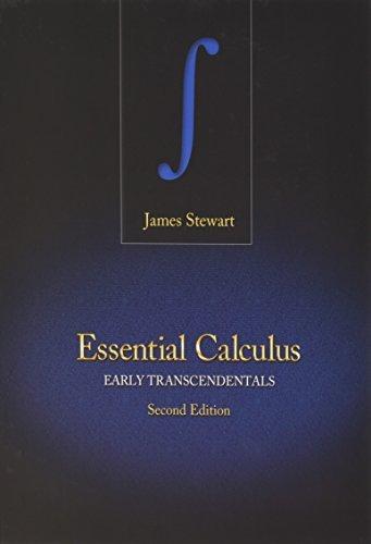 Bundle: Essential Calculus + CourseMate, 3 terms: Stewart, James
