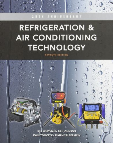 9781133426295: Refrigeration & Air Conditioning Technology [With Lab Manual]