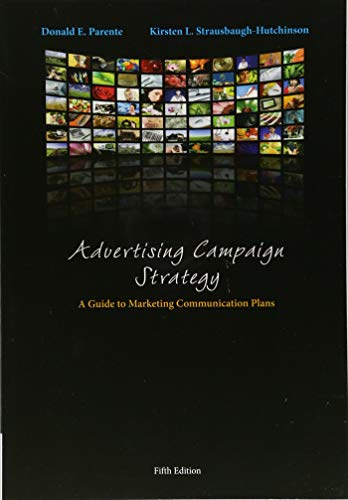 9781133434801: Advertising Campaign Strategy: A Guide to Marketing Communication Plans