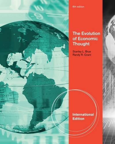 9781133434900  The Evolution of Economic Thought - AbeBooks - Randy ... 8bea3253d33