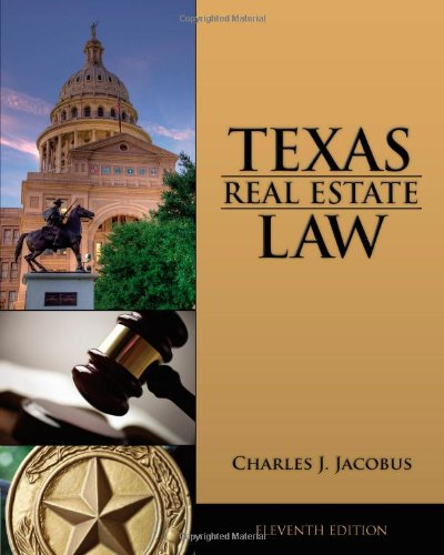 9781133435075: Texas Real Estate Law