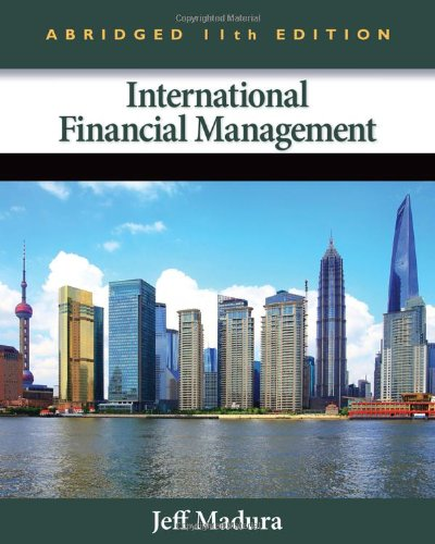9781133435174: International Financial Management, Abridged Edition