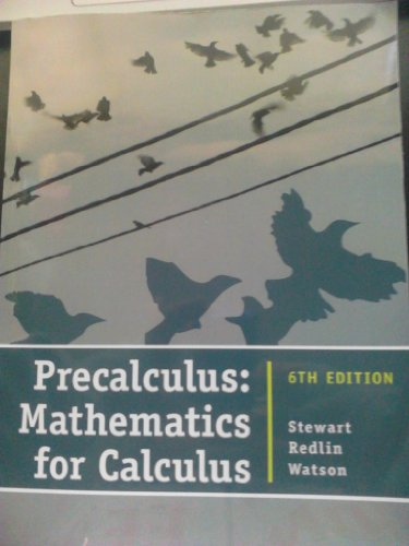 9781133439745: Precalculus: Mathematics for Calculus