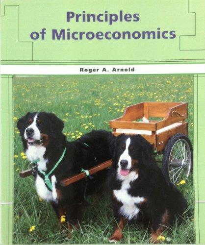 9781133441861: Principles of Microeconomics