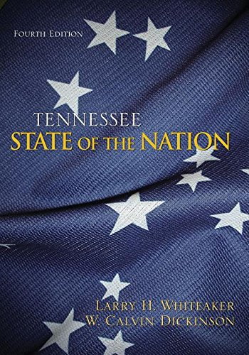 Tennessee State of the Nation: Larry H. Whiteaker