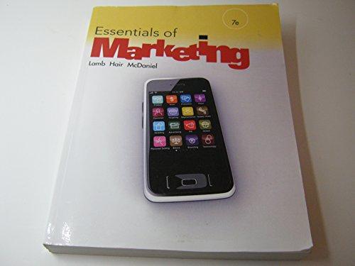 Essentials of marketing 7th Edition: Lamb