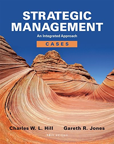 9781133485711: Strategic Management Cases: An Integrated Approach