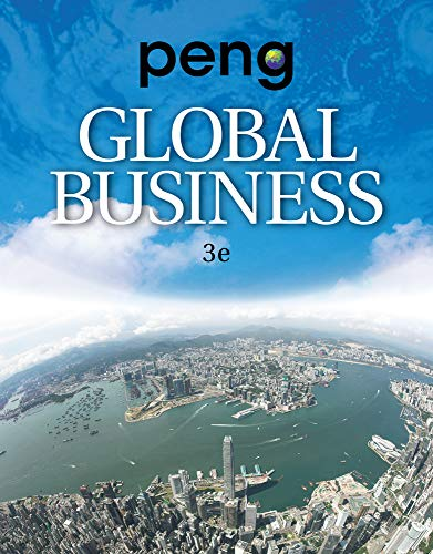 Global Business: Peng, Mike W.