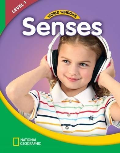 9781133492757: World Windows 1 (Science): Senses: Content Literacy, Nonfiction Reading, Language & Literacy