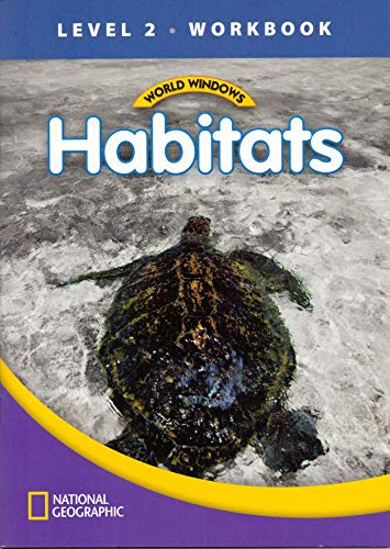 9781133493037: Habitats, Workbook Level 2