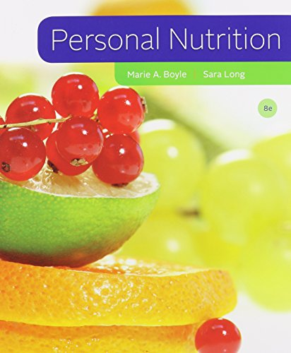 9781133498339: Bundle: Personal Nutrition, 8th + Global Nutrition Watch Printed Access Card