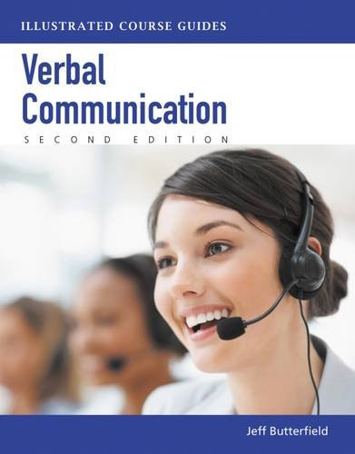 Verbal Communication: Illustrated Course Guides (with CourseMate: Butterfield, Jeff