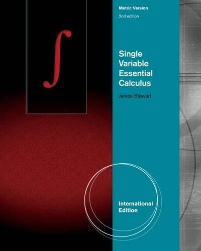 9781133528623: Single Variable Essential Calculus