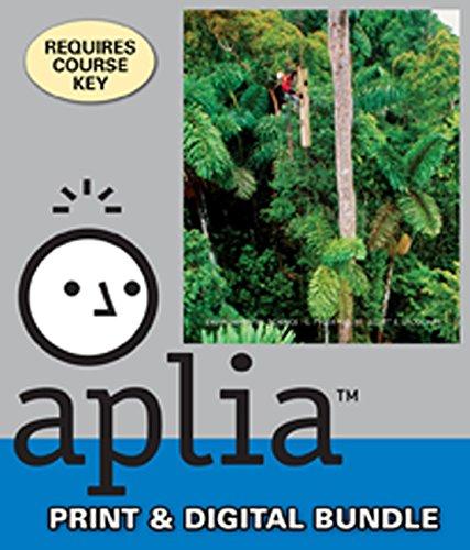 9781133532286: Bundle: Environmental Science, 14th + Aplia Printed Access Card