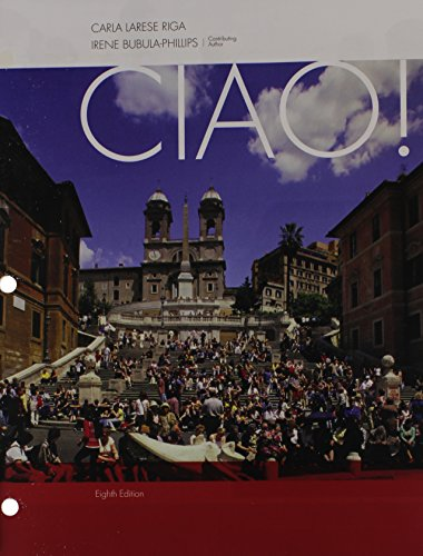 Ciao!, 8th + iLrn» Heinle Learning Center