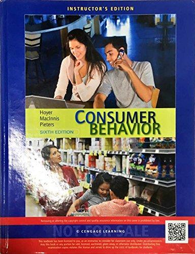 9781133562474: Ie Consumer Behavior 6e