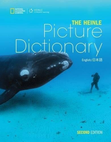 9781133563129: The Heinle Picture Dictionary: English/Japanese Edition