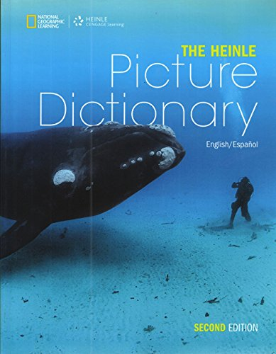 9781133563136: The Heinle Picture Dictionary: English/Spanish Edition