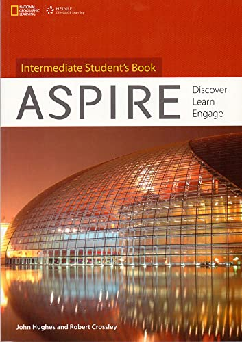 9781133564478: Aspire Intermediate: Discover, Learn, Engage