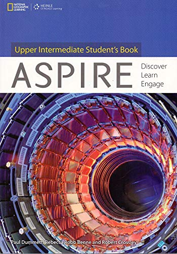 9781133564522: Aspire, Upper-Intermediate: Discover, Learn, Engage (Aspire: Discover, Learn, Engage)
