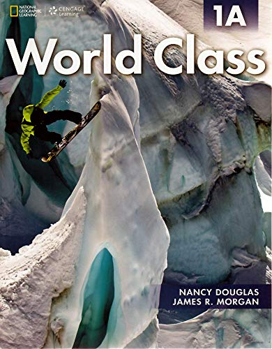 9781133565871: National Geographic World Class 1A Combo Split