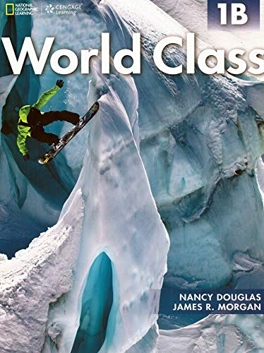 9781133565888: National Geographic World Class 1B Combo Split