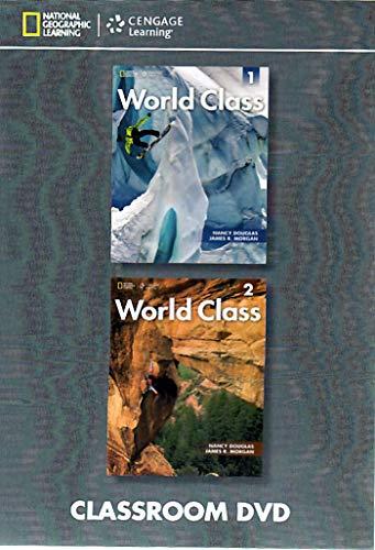 World Class 1-2: Classroom DVD: UNKNOWN