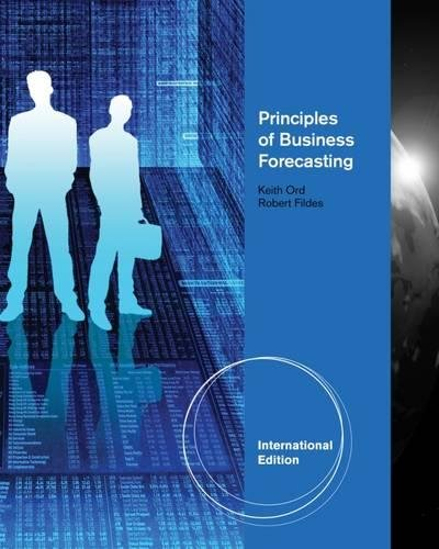 9781133584407: Principles of Business Forecasting, International Edition