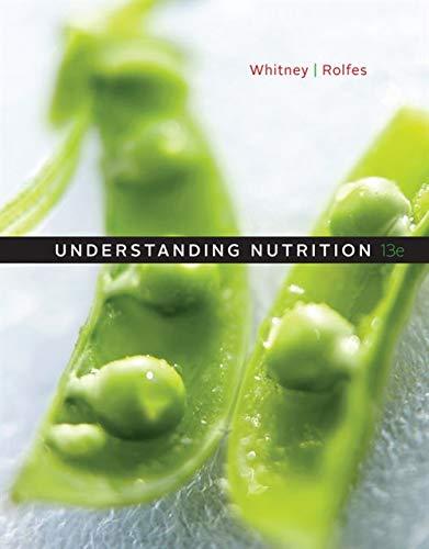 Understanding Nutrition: Eleanor Noss Whitney,
