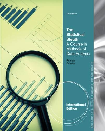 9781133588191: Statistical Sleuth A Course in Methods of Data Analysis