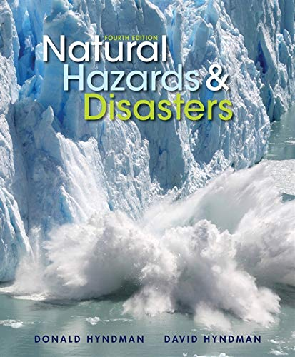 9781133590811: Natural Hazards and Disasters