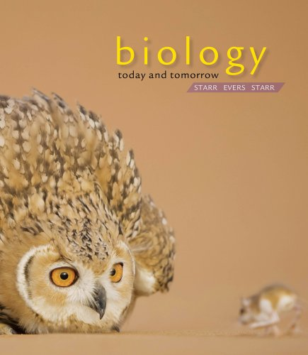 9781133590835: Biology Today & Tomorrow with Physiology
