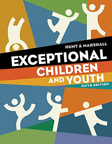 Exceptional Children and Youth: Hunt, Nancy