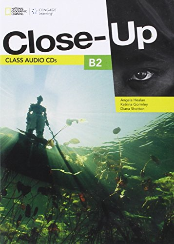 9781133591689: Close-Up B2: Class Audio CDs