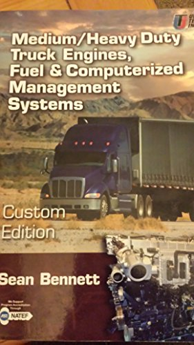 9781133592532: Medium/Heavy Duty Truck Engines, Fuel & Computerized Management Systems