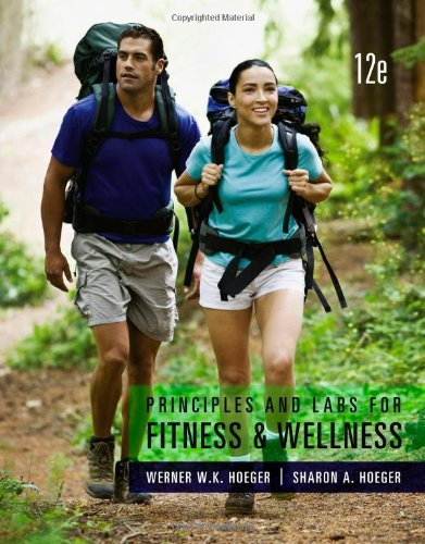 9781133593287: Principles and Labs for Fitness and Wellness