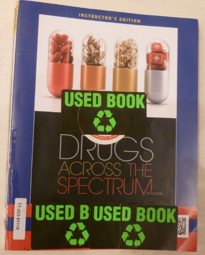 9781133594178: Drugs Across the Spectrum