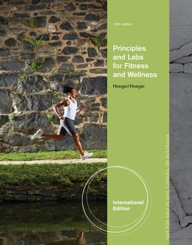 9781133594604: Principles and Labs for Fitness and Wellness