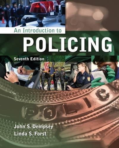 9781133594703: An Introduction to Policing