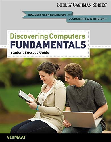 9781133596448: Enhanced Discovering Computers, Fundamentals: Your Interactive Guide to the Digital World, 2013 Edition (Shelly Cashman)