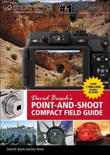 9781133597407: David Busch's Point-and-Shoot Compact Field Guide (David Busch's Digital Photography Guides)