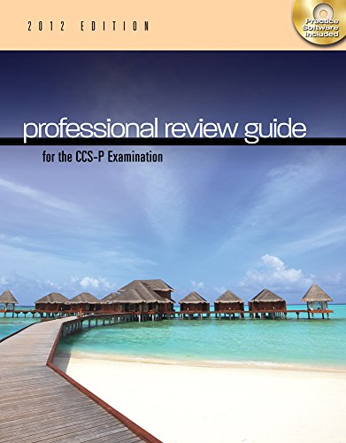 9781133601920: Professional Review Guide for the CCS-P Examination, 2012 Edition (Book Only)