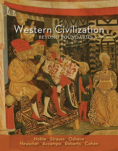 9781133602712: Western Civilization: Beyond Boundaries