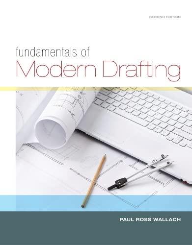 Fundamentals of Modern Drafting: Wallach, Paul Ross; Wallach